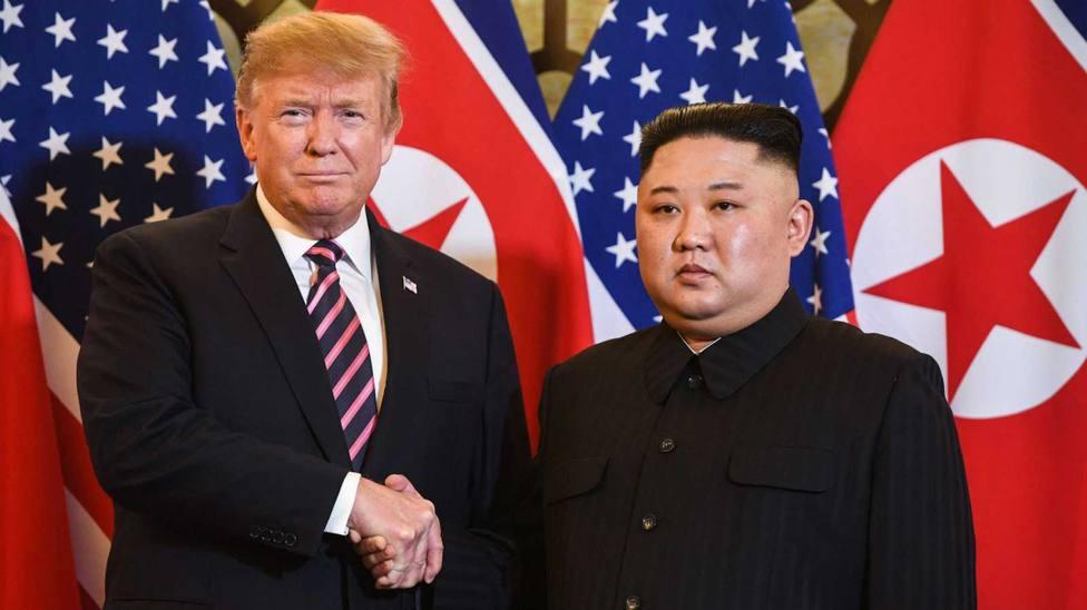 Kim Jong-un desea a Trump que se recupere lo antes posible de la covid-19