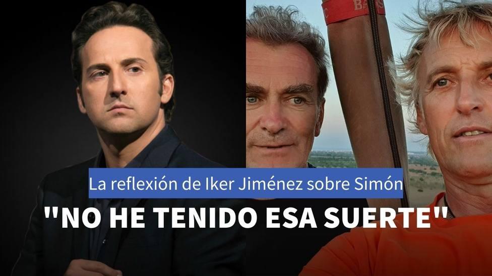 Iker Jiménez y Planeta Calleja