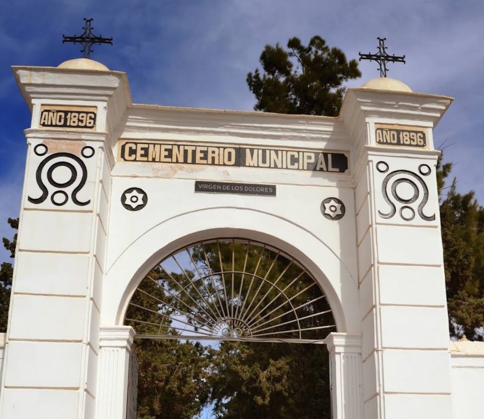El fin de semana de Todos los Santos habrá control de acceso y limitación de aforo en el cementerio