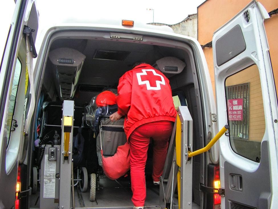 Cruz Roja de Cartagena amplia y mejora el servicio de Transporte en Vehículos Adaptados