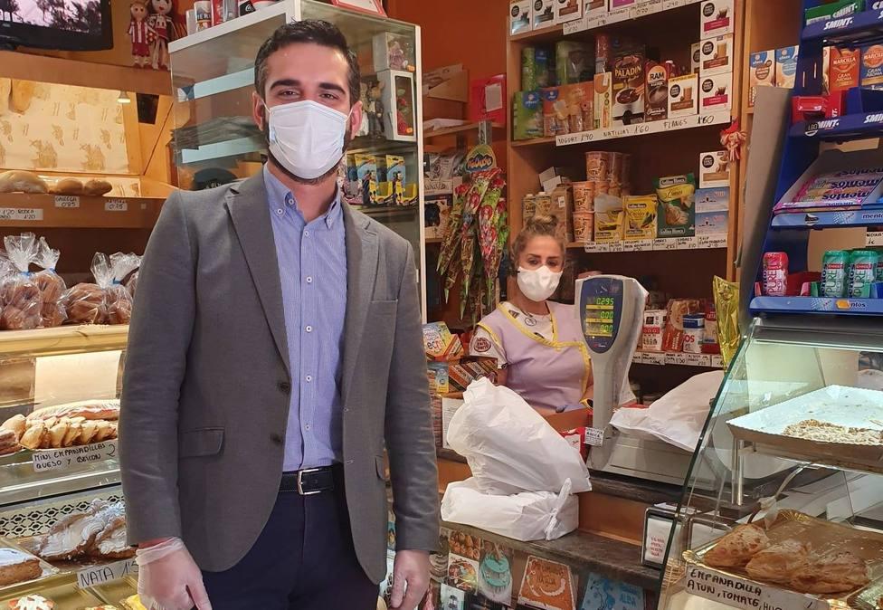 Los comercios de Almería ya pueden solicitar los bonos del Ayuntamiento
