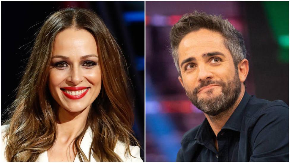 Así se preparan Eva González y Roberto Leal para el Especial de Nochevieja