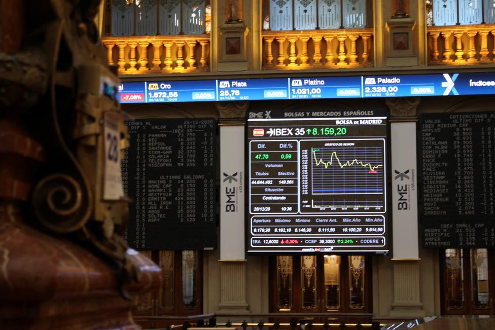 Wall Street y la Bolsa de Fráncfort marcan esta tarde nuevos máximos históricos