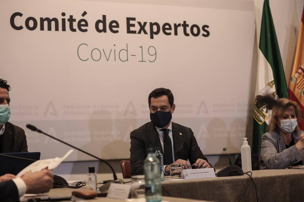 Andalucía decreta el cierre perimetral y mantiene por ahora la movilidad entre provincias