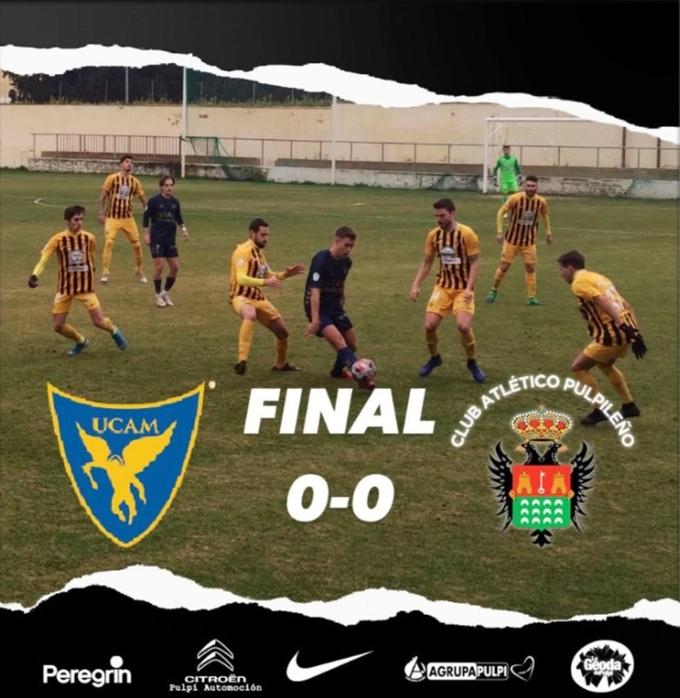 El Pulpileño arranca el 2021 con un empate y cierra primera vuelta sin perder.