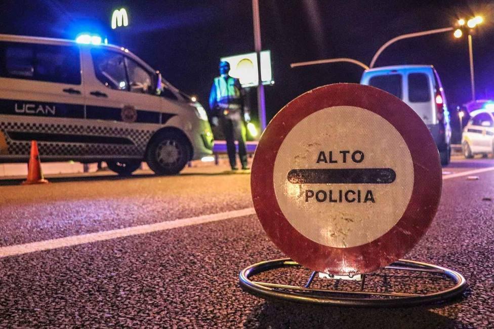 El tercer cierre perimetral de los municipios alicantinos deja casi dos mil sanciones