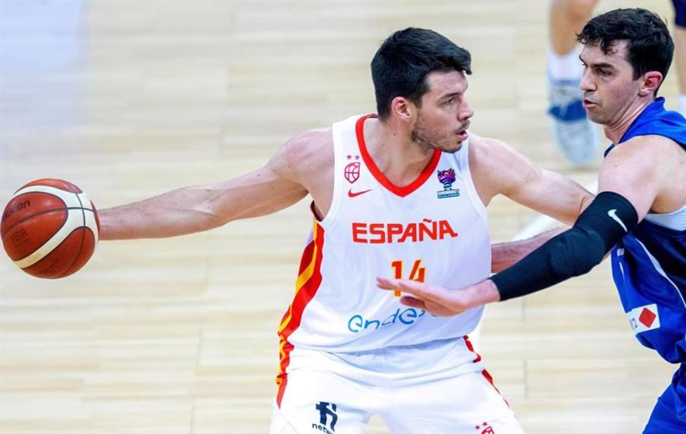 España cierra con victoria su camino al Eurobasket