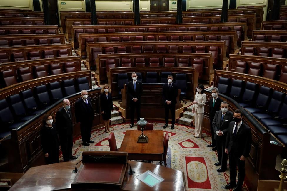 El Congreso apoya por unanimidad derogar el voto rogado y agilizar trámites