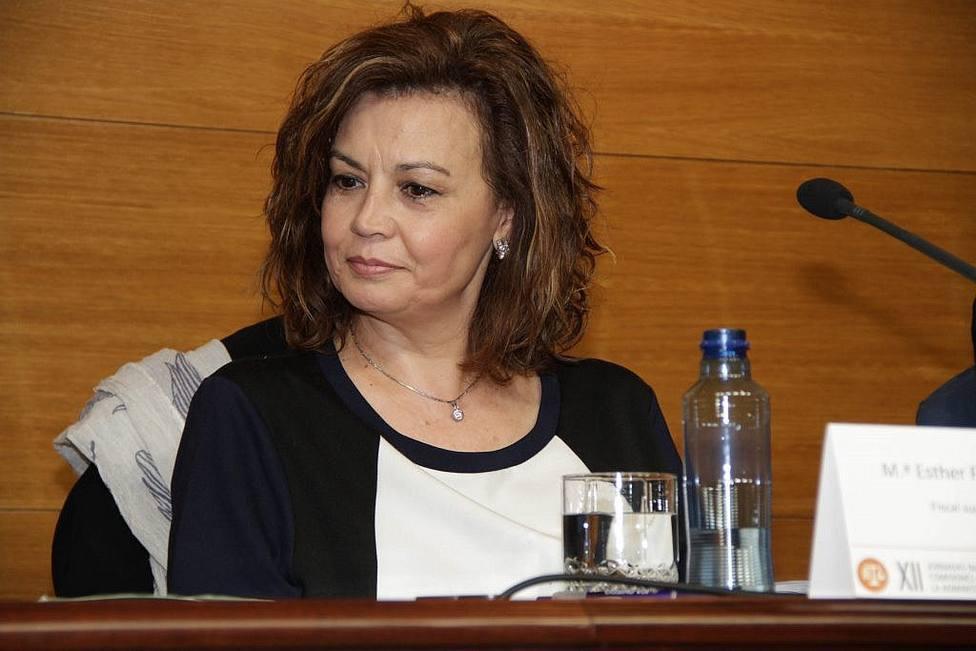 Esther Fernández, Fiscal Superior de Asturias
