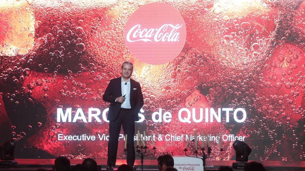 Marcos de Quinto se atreve con el secreto mejor guardado de Coca-Cola: Solo lo saben tres personas