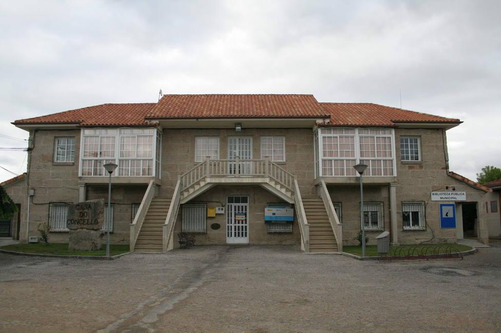 Casa consistorial de Rairiz de Veiga