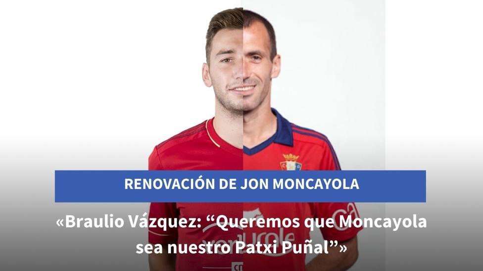 Moncayola y Puñal