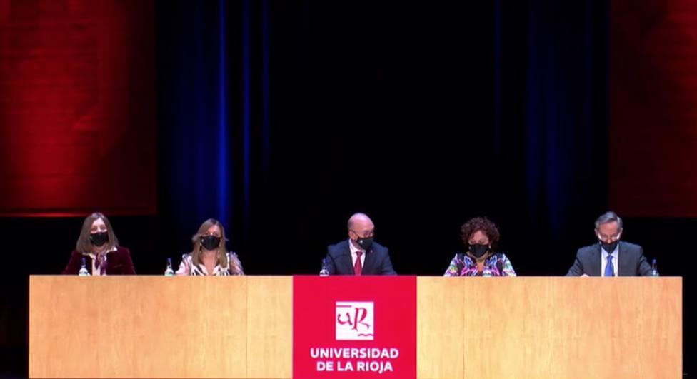 Día de la Universidad de La Rioja 2021