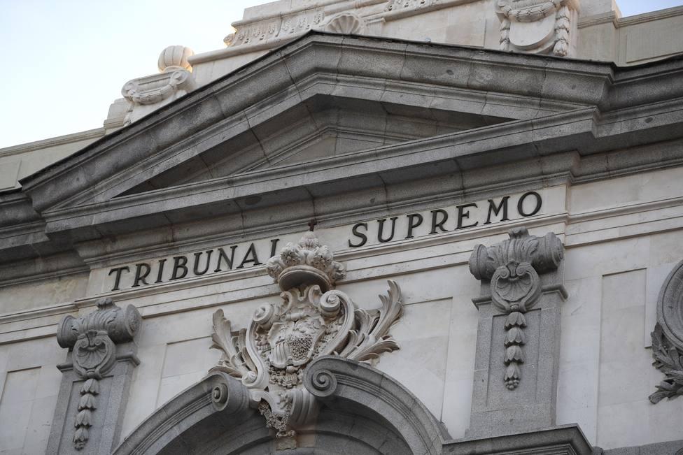 El Supremo se opone a los indultos a los presos del procés