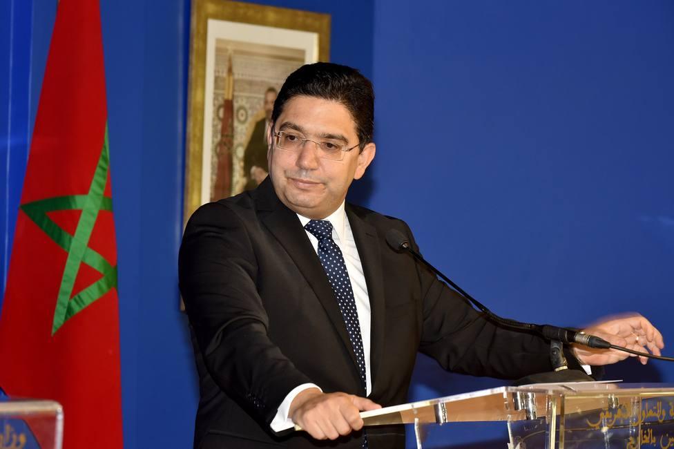 Nasser Bourita, ministro de Exteriores de Marruecos