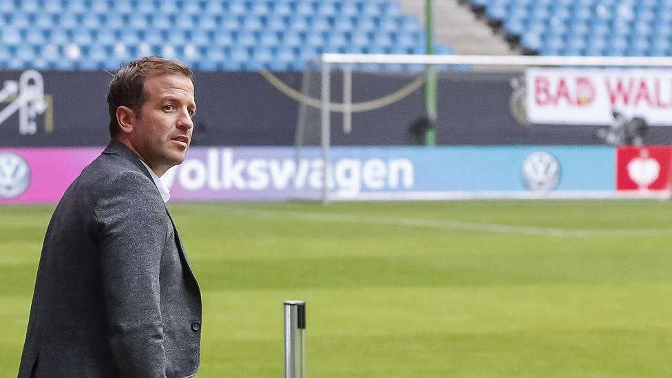 Rafael Van der Vaart (Europa Press)