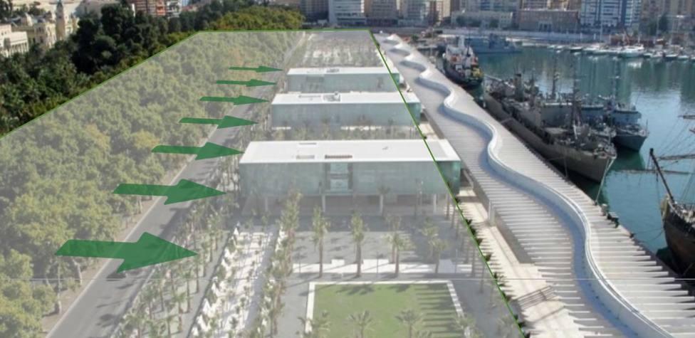 Sumarán a la ciudad 65.000 metros cuadrados de espacio peatonal y zonas verdes.