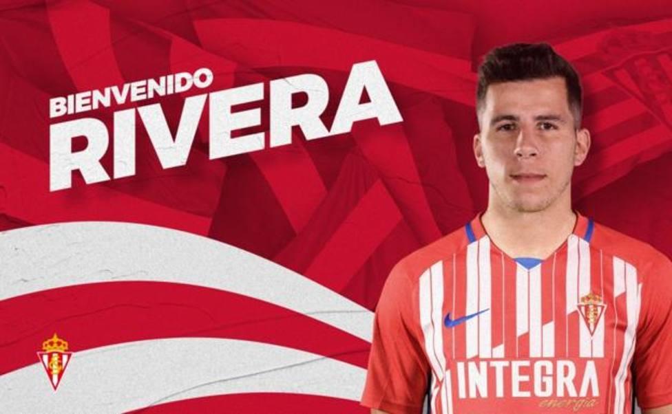 Cristian Rivera firma hasta 2025 con el Sporting
