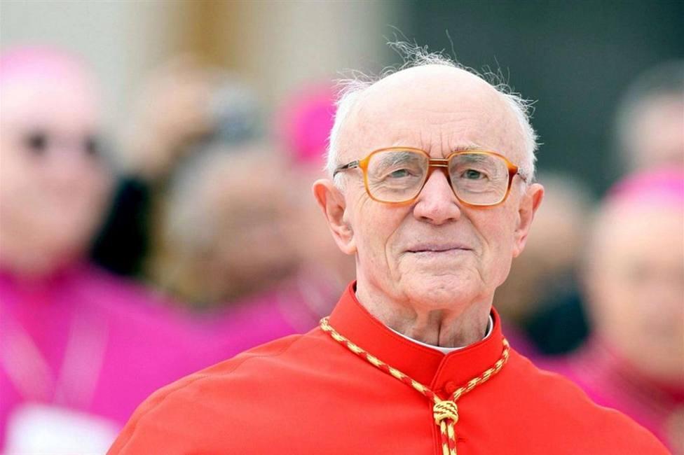 """El Papa expresa su pésame por el fallecimiento del card. Vanhoye: """"Predicó el Evangelio con generosidad"""""""