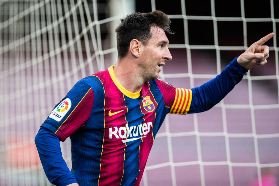 Soccer: La Liga - FC Barcelona v Celta de Vigo