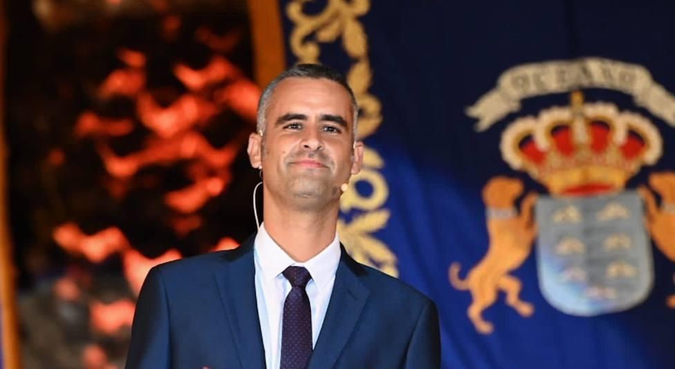 Alexis Tejera, alcalde de San Bartolomé en Lanzarote