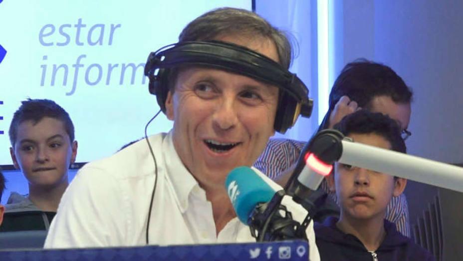 El director de Tiempo de Juego, Paco González