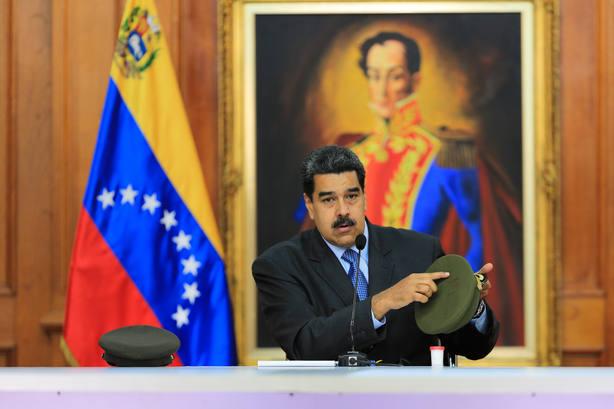 Maduro denuncia una campaña contra Venezuela que busca justificar un golpe de Estado
