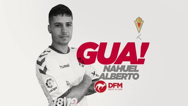 El Real Murcia ficha al argentino Lucio Compagnucci y al lateral Nahuel Alberto