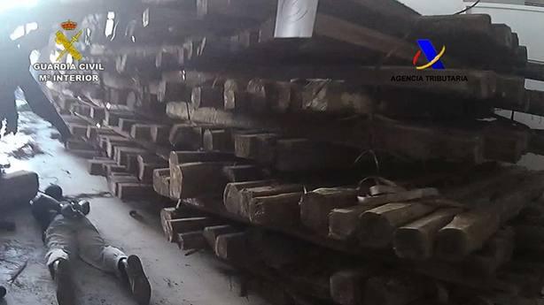 Cae una red dedicada al tráfico de cocaína entre Sudamérica y Europa con más de 1,2 toneladas intervenidas