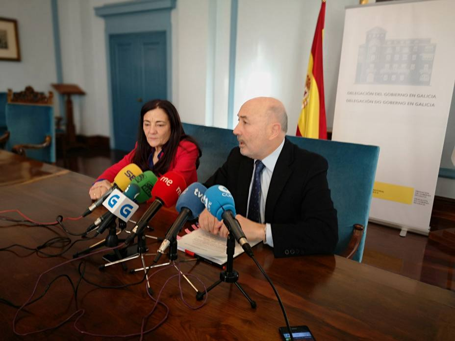 El Gobierno dice que el viaje entre Lugo y Madrid se reducirá en casi hora y media en 2019