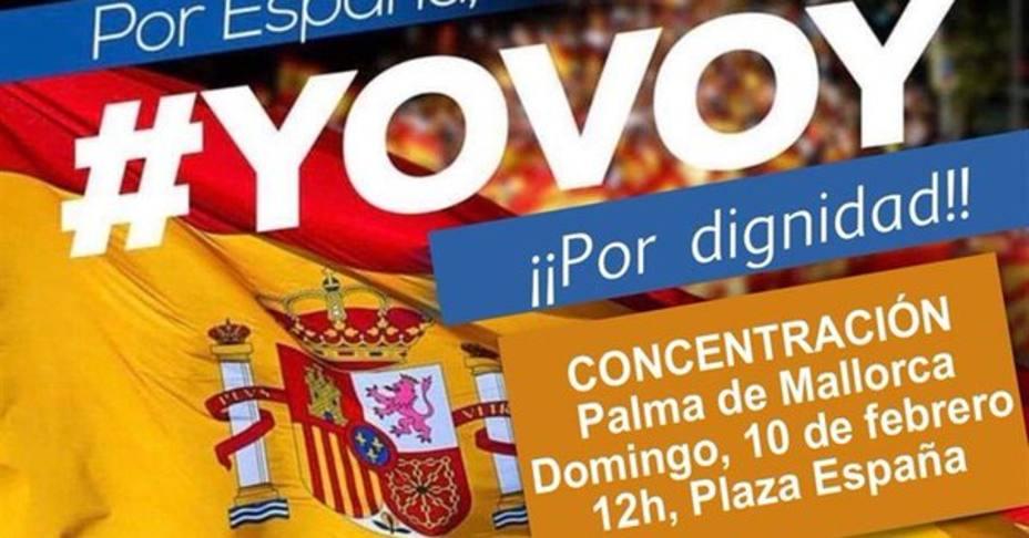 Baleares saldrá a la calle contra la traición de Pedro Sánchez