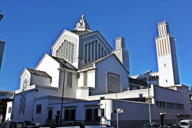 Catedral de Rabat