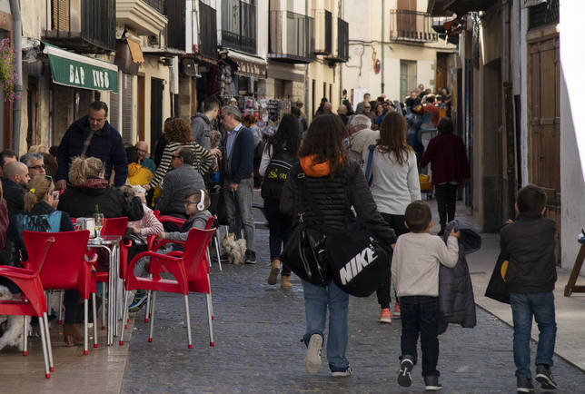 Turismo Morella