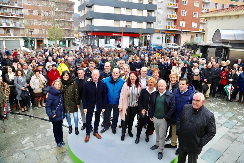 28M- Ortuzar denuncia el circo-zoco español y advierte de quien viene a engatusar a los vascos sin importarle mentir