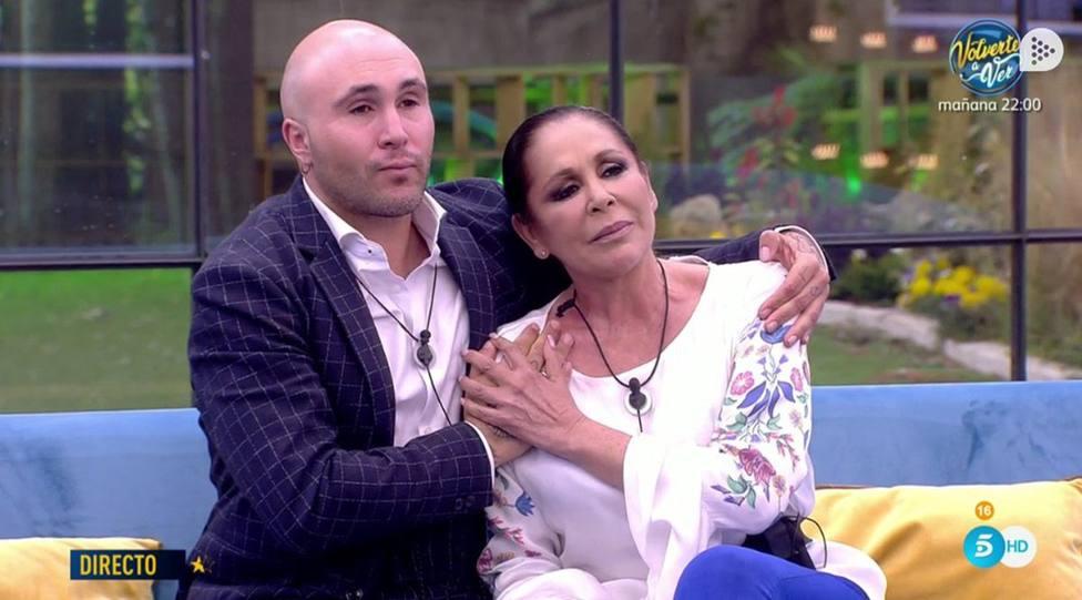 Isabel Pantoja aparece en GH Dúo tras firmar su millonario contrato con Mediaset