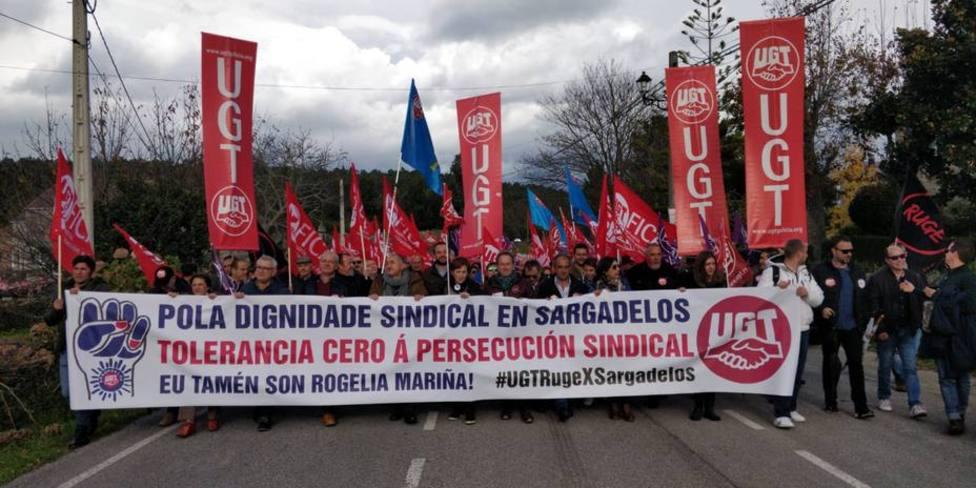 El TSXG estima el recurso de la UGT por vulneración de libertad sindical en Sargadelos