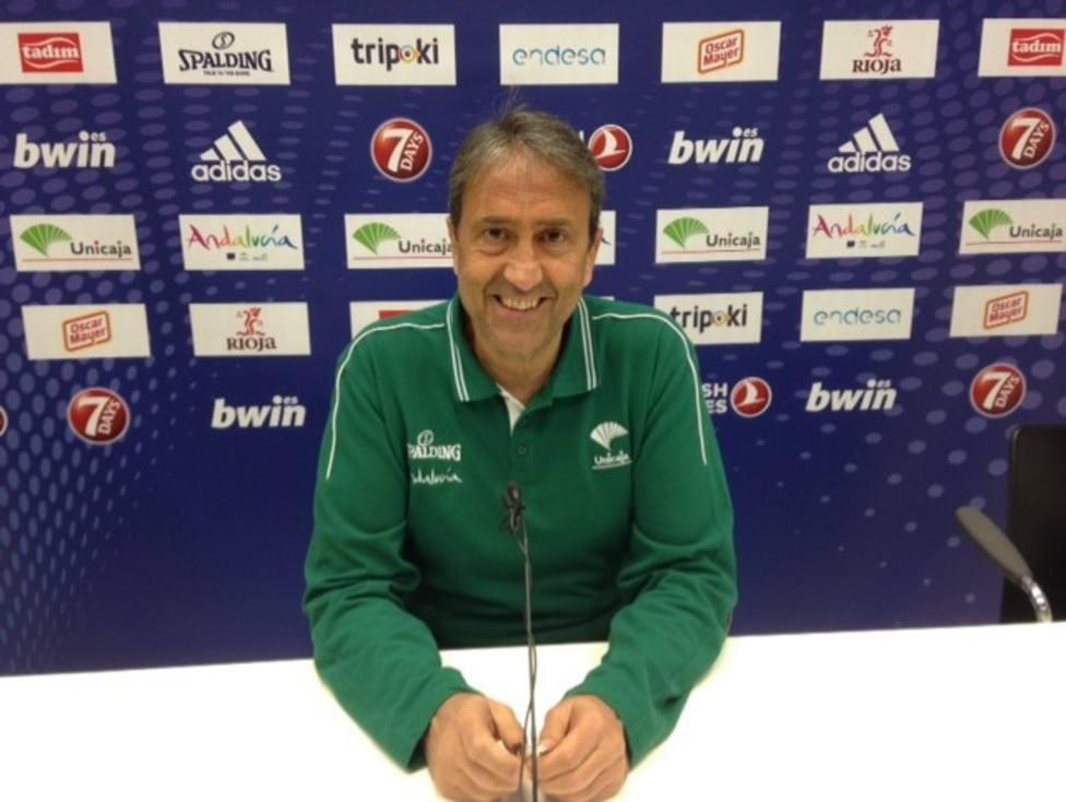 Casimiro: He intentado crispar a mis jugadores para el partido en Tenerife