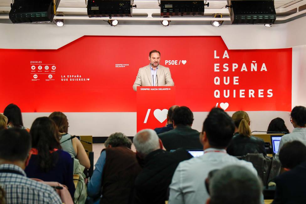 El PSOE alega que cede un puesto al PNV en la Mesa del Senado para darle una proyección territorial a la Cámara