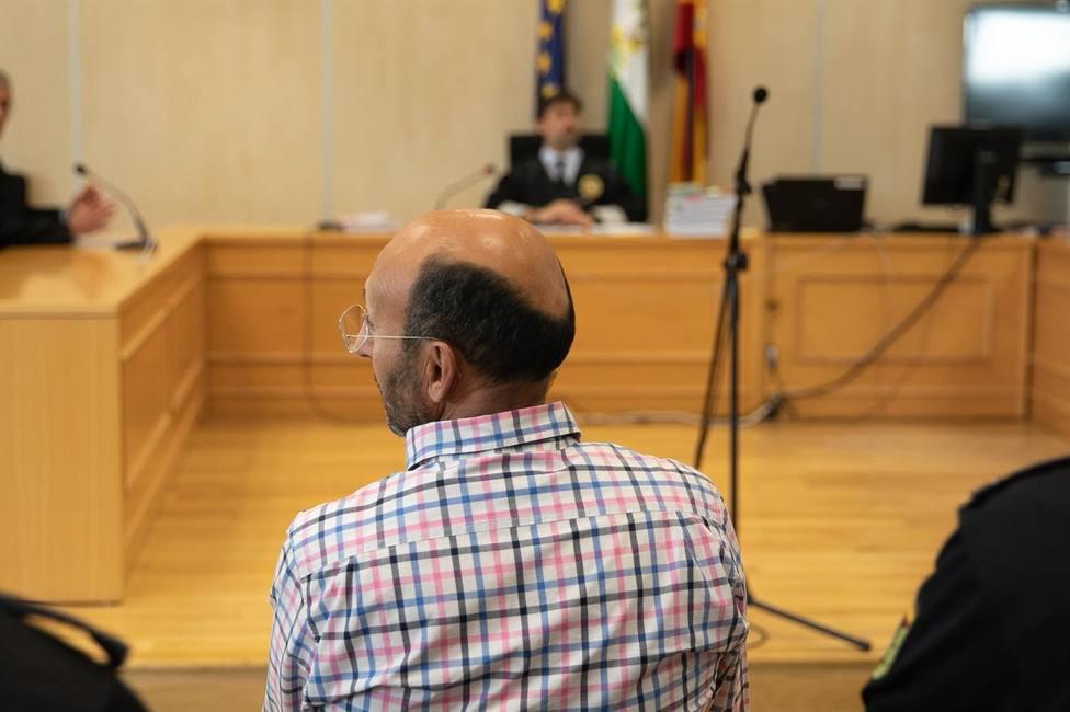 juicio a Ginés Hernandez por intento de robo en su basílica