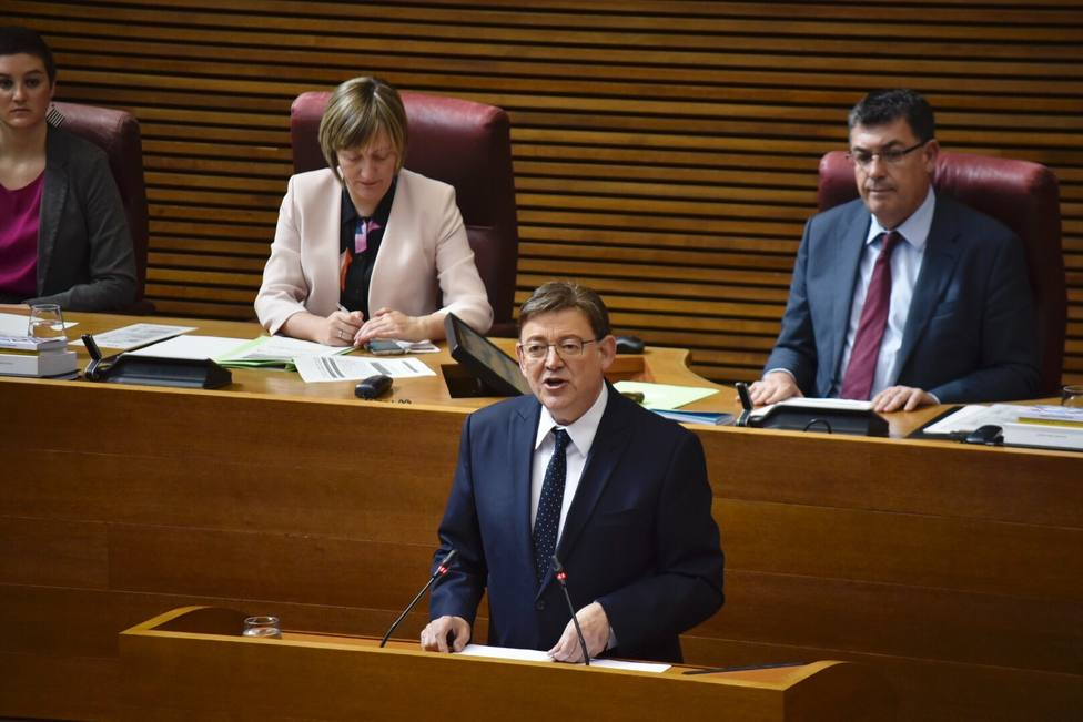 Ximo Puig, reelegido president: Intentaré asumir este reto con toda la dignidad y la emoción