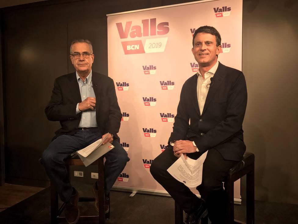 Celestino Corbacho deja el grupo de Valls y se une al de Cs en Barcelona