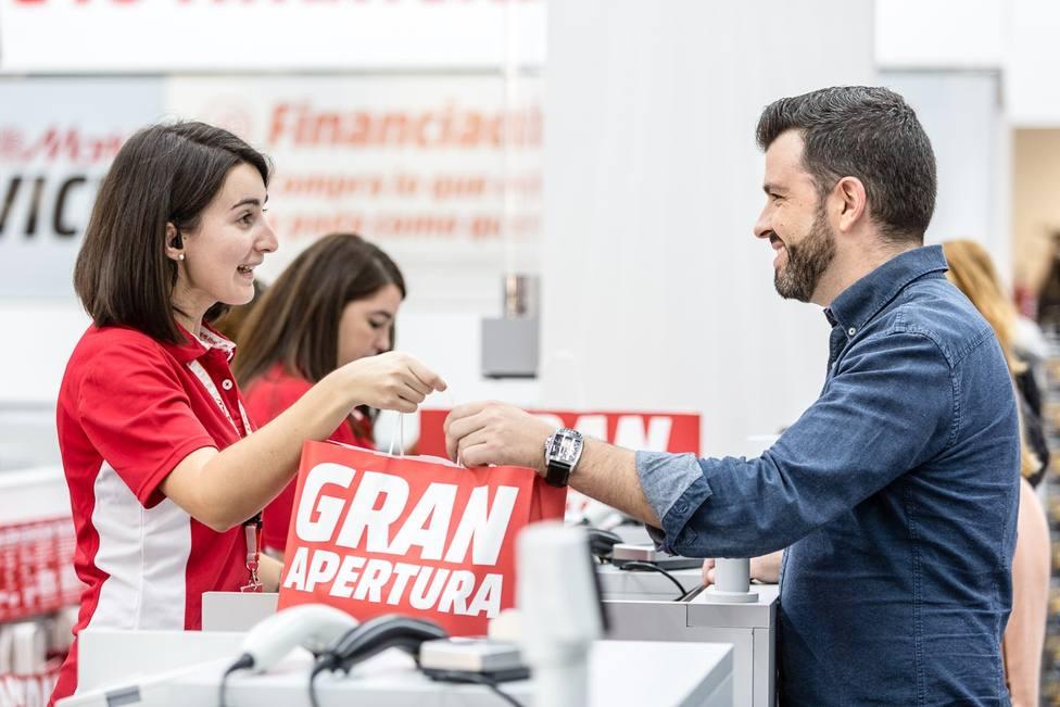 Mediamarkt utilizará papel de tickets sin Bisfenol A