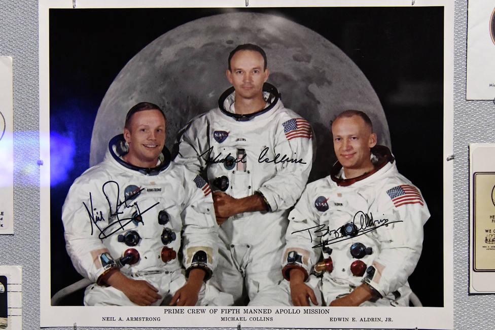 ¿Qué fue de los astronautas después del viaje a la luna?
