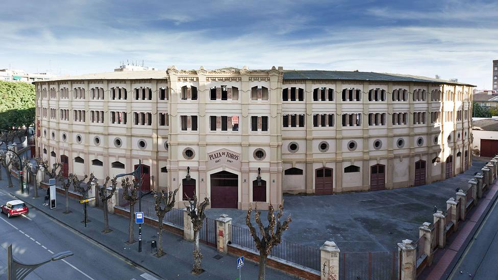 La plaza de toros de Murcia no tendrá edición 2020 de su feria taurina de septiembre
