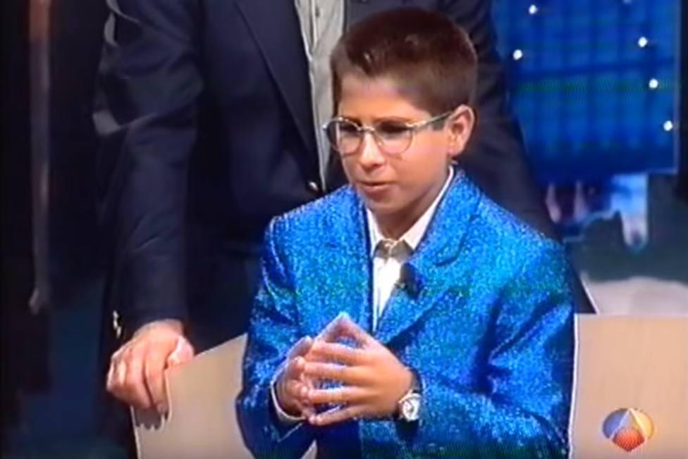¿Qué fue de Rubén Ramírez, el niño imitador que se convirtió en una estrella en los 90?