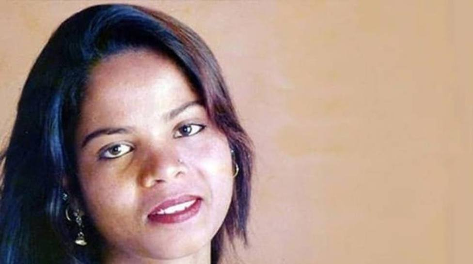 Este es el primer mensaje de Asia Bibi a los cristianos tras su salida de Pakistán