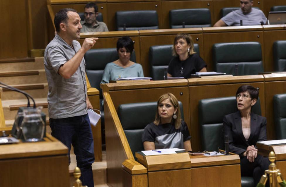 Bildu insta al Parlamento vasco a pedir a los partidos que no usen Euskal Herria para sacar votos en España
