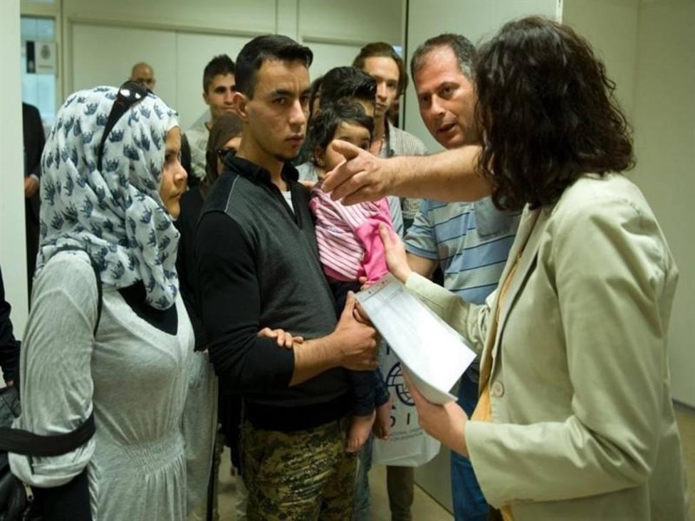 Migraciones prevé que 2019 cierre con más del doble de solicitudes de asilo que el año pasado