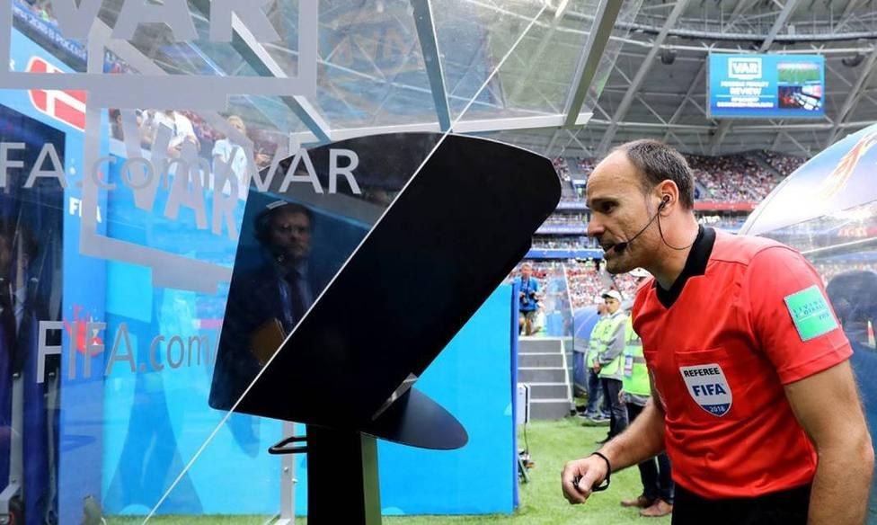 La UEFA aprueba el VAR para las eliminatorias de la Eurocopa 2020 y Catar 2022