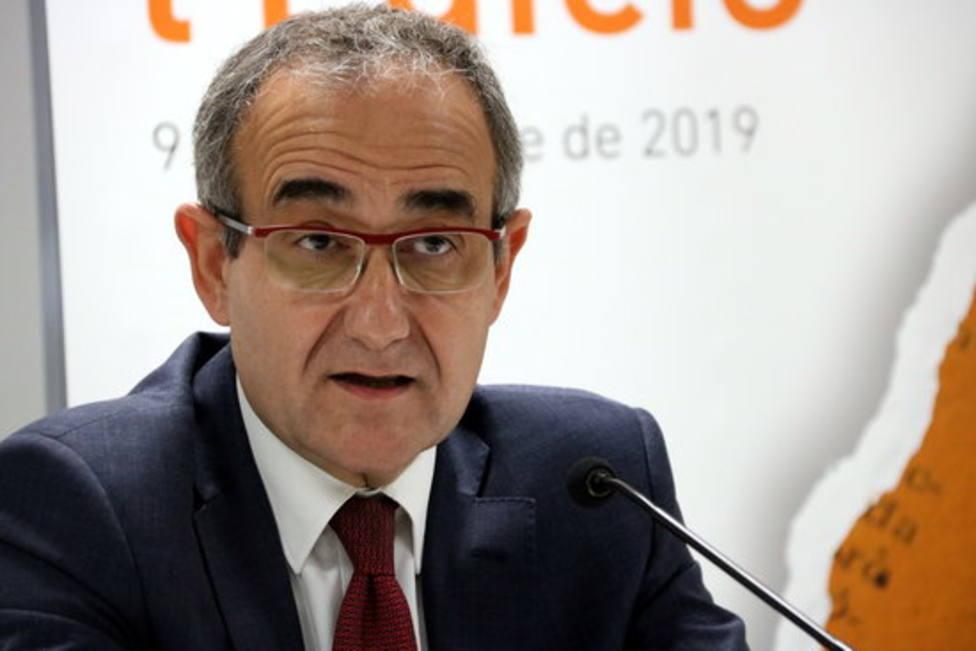 Patrici Tixis, presidente Gremio de Editores de Cataluña